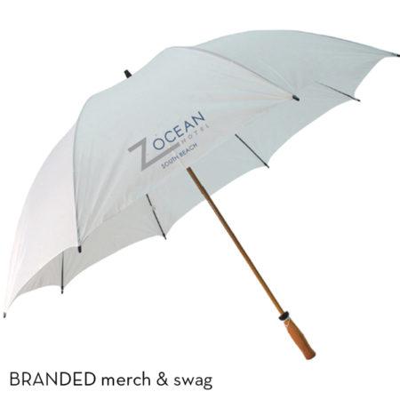Branded Merchandise & Swag
