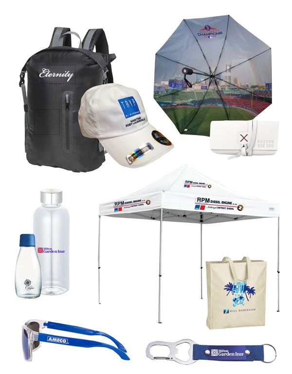 Branded Products by Savvy Graphics